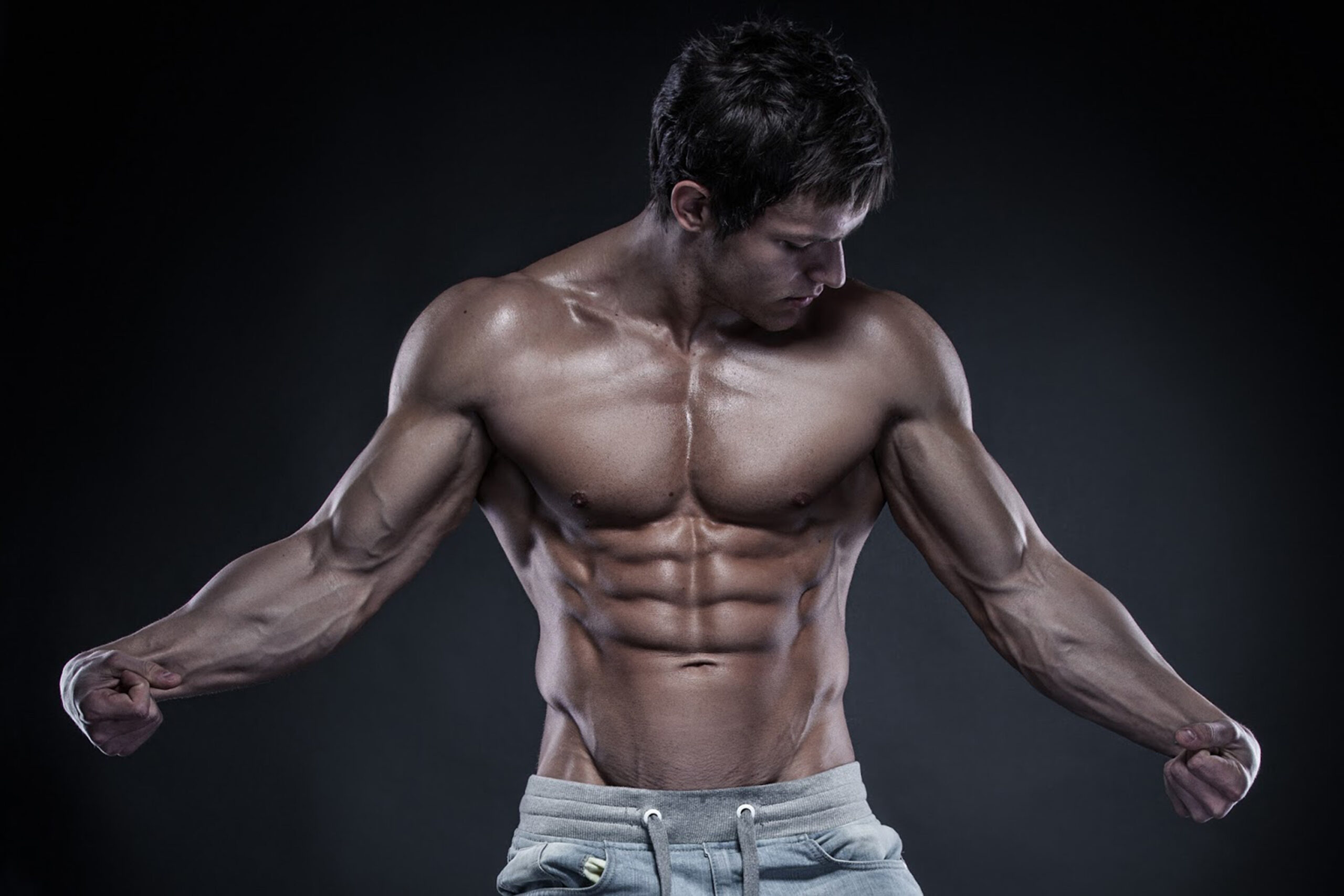 muscle building workouts for men